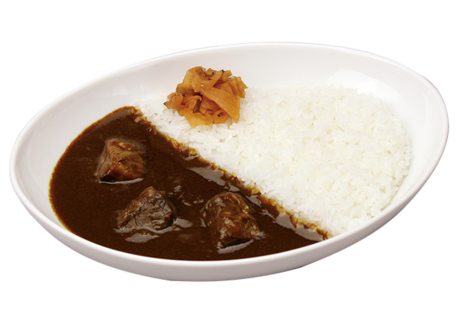 image of Premium Beef Curry and Rice