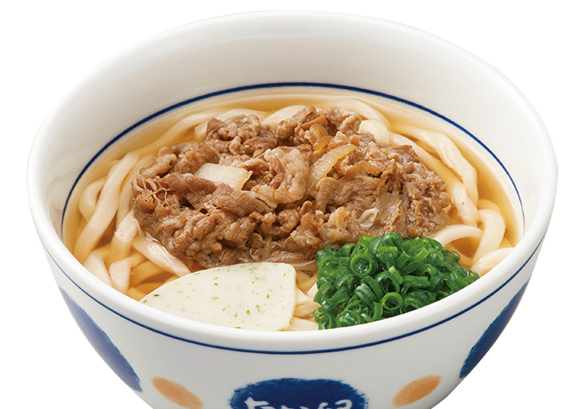 image of Japanese-Style Beef Udon